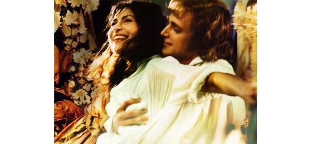 ショパンと女流作家ジョルジュ・サンドとのロマンスを描く『ショパン 愛と哀しみの旋律』