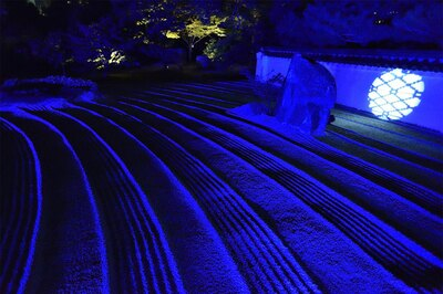 博多旧市街ライトアップウォーク2019 千年煌夜 / 由緒ある寺社を美しくライトアップ