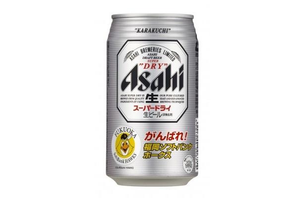 『がんばれ!福岡ソフトバンクホークス』缶も登場