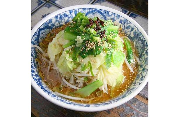 麺香房 天照「天照コク味噌ラーメン」(¥750)