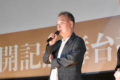 映画『楽園』のメガホンをとった瀬々敬久監督