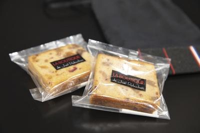ジョエル・ロブションpar レ・トワール・ドゥ・ソレイユのミニポーチと焼き菓子2個のセット