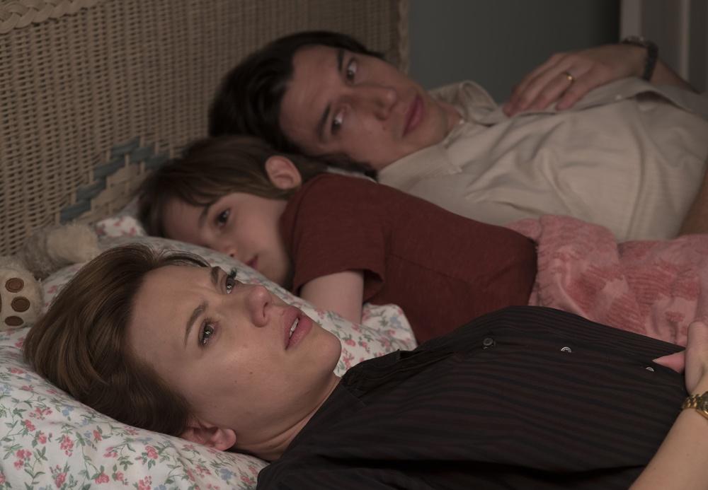 【写真を見る】スカーレット・ヨハンソン、アダム・ドライバー共演の夫婦の離婚劇『マリッジ・ストーリー』