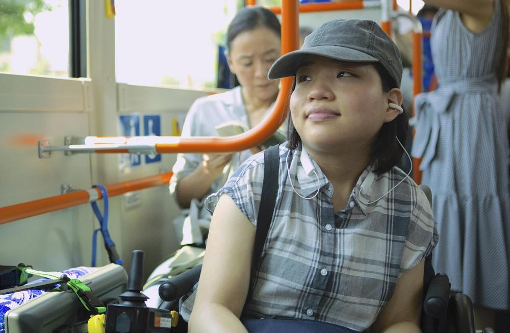 脳性麻痺の女性が主演の『37セカンズ』