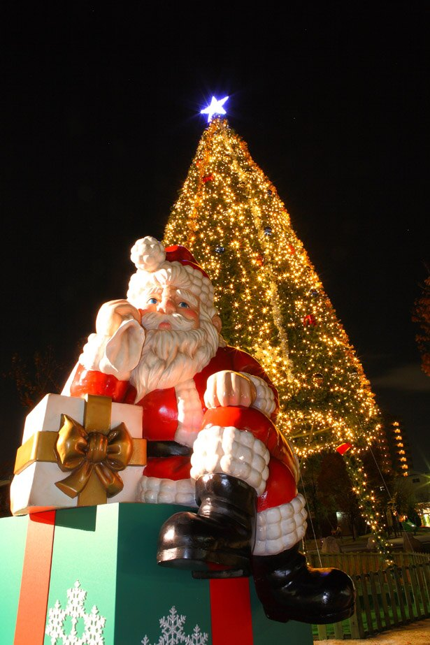「ノリタケの森」で2019年11月9日(土)から12月25日(水)まで「クリスマスガーデン2019」が開催される