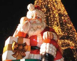 見る、遊ぶ、聞く、食べるを全部満喫!ノリタケの森で「クリスマスガーデン2019」がスタート!!