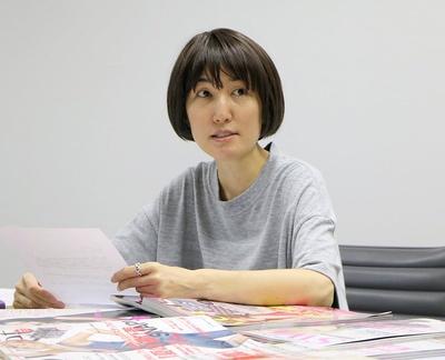 付録付き女性ファッション誌のパイオニア『sweet』編集長の渡辺佳代子氏