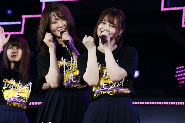「乃木坂46 アンダーライブ2019」は、史上初のアンダー楽曲・全曲公演!(写真提供:ソニー・ミュージックレコーズ)