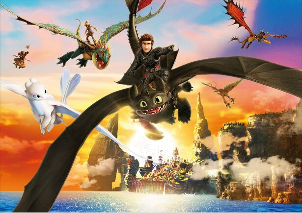 「ヒックとドラゴン」を手掛けたドリームワークス・アニメーションの名作・傑作を振り返り!