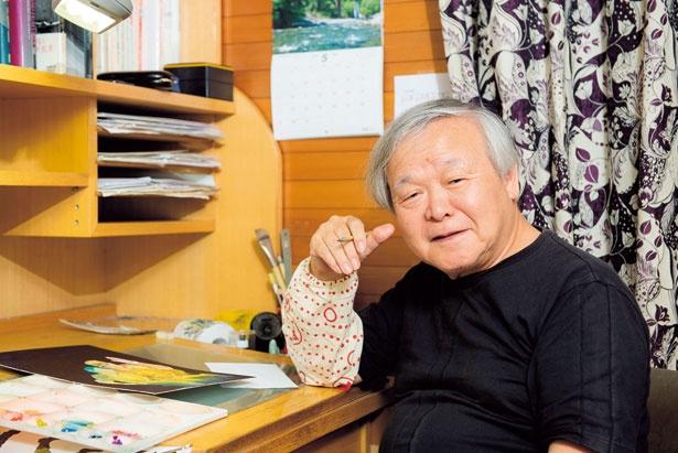 漫画家の安彦良和氏