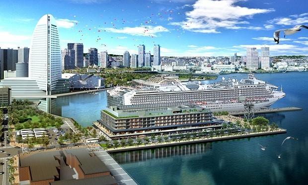 10月31日(木)、みなとみらい新港地区に新複合施設 「横浜ハンマーヘッド」が誕生!