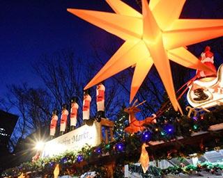 京タワーとコラボした景色は圧巻! さらに魅力がアップした「東京クリスマスマーケット2019」が開催