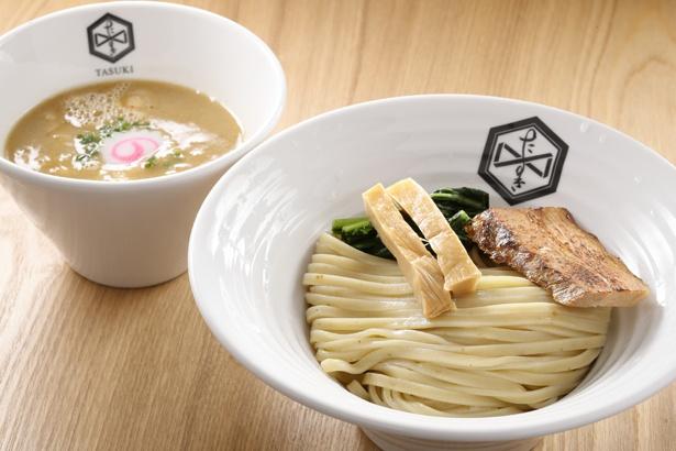 「たすき流 つけ麺」(税込 850円) / 麺や 襷(たすき)(愛知県春日井市)