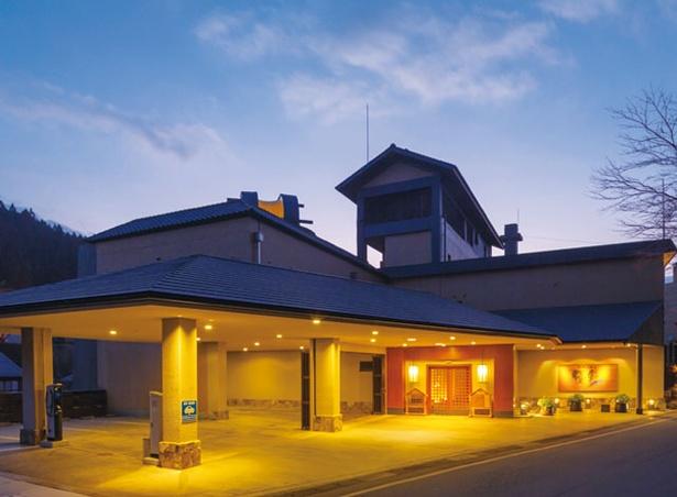 優彩 / 黒川温泉のなかでも大規模な旅館