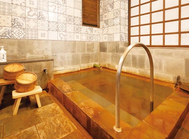 いこい旅館 / それぞれ雰囲気が異なる貸切り風呂