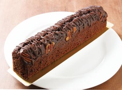 パティスリー麓 / 口溶けよく焼き上げたビターなケーキの果菓坂ショコラ(1400円・税込)