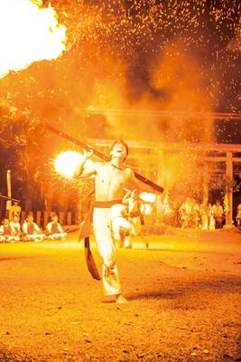 第33回 西都古墳まつり /「炎の祭典」11月2日(土)
