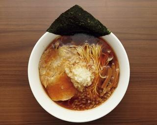 東京・八王子市のご当地麺を名古屋で!秘伝の醤油ダレで作るさっぱり系ラーメン