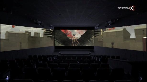 『マレフィセント2』を「4DX with ScreenX」で堪能!