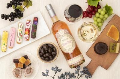 ハウステンボスでワインとスイーツのマリア―ジュを堪能!