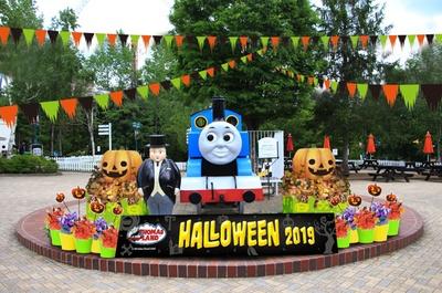 トーマスたちと一緒にハロウィンを楽しもう!