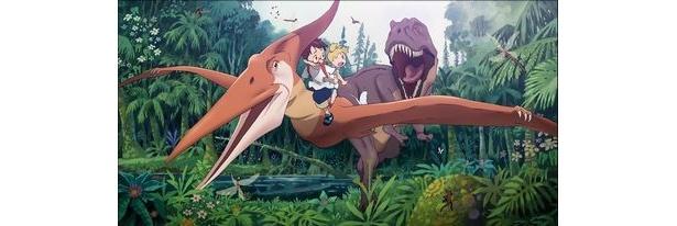 原作は日本でも現在29巻まで刊行中。世界に誇る日本アニメ製作陣が劇場アニメ化に挑む