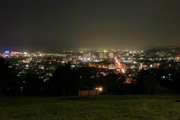 日立市かみね公園(茨城県日立市)