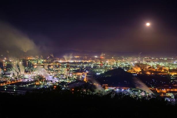 鷲羽山スカイライン(岡山県倉敷市)