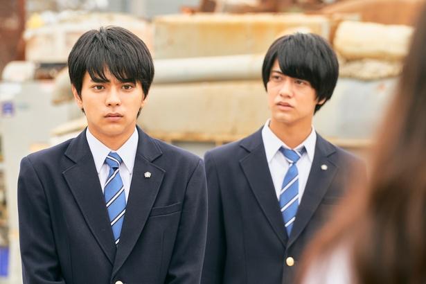 Sexy Zone佐藤勝利とKing & Prince高橋海人が初共演の感想を語り合う!