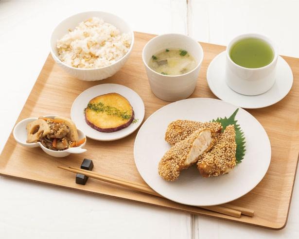 一汁三菜定食(1000円) / 108カフェ