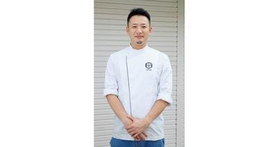 店主の山田拓利さん / 麺や 襷