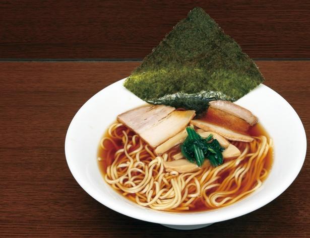 鶏スープの裏メニュー「とり」(税込 700円)。この品は一見さんお断り&ない場合あり! / 中華そば こまみ