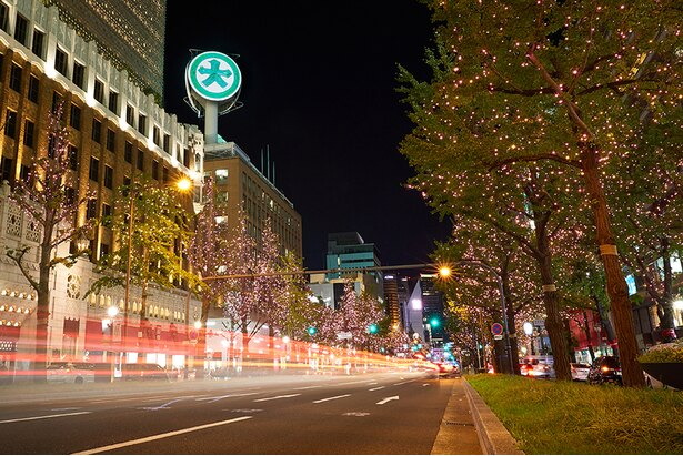 イルミネーション(心斎橋周辺)/御堂筋イルミネーション2019