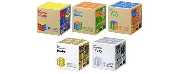 ソフト99「iCuby」(オープン価格/全5種)