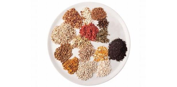 「野菜のデトックスカレー」に使われる生薬・スパイス・ハーブ