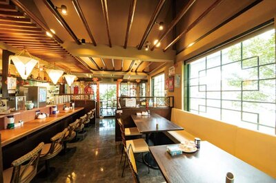 中国家常麺房 趙之家 福重分店 / 夜は比較的のんびり食事できる