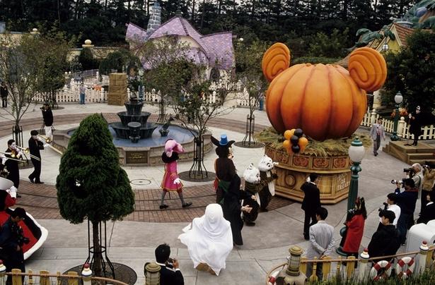 1997年 東京ディズニーランド ハッピーハロウィーン・パンプキンパレード
