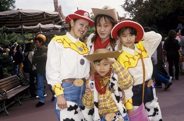 2000年 東京ディズニーランド