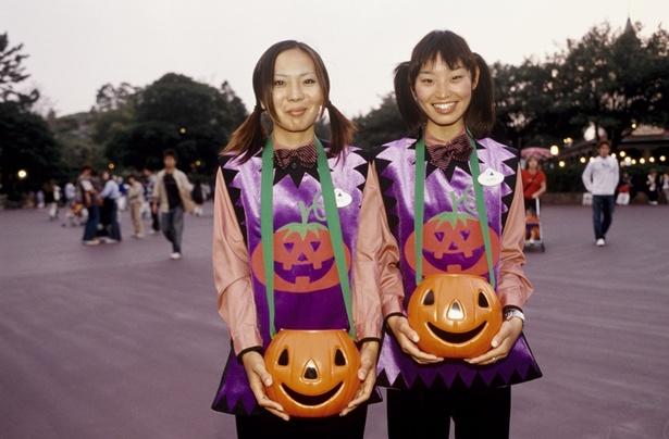 2002年 東京ディズニーランド 仮装キャスト