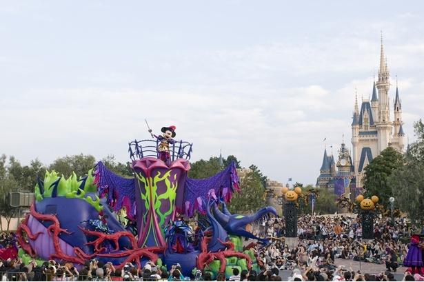 2008年 東京ディズニーランド レッツ・ゴー・ヴィランズ