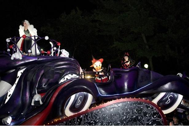 2008年 東京ディズニーランド バンザイ・ヴィランズ