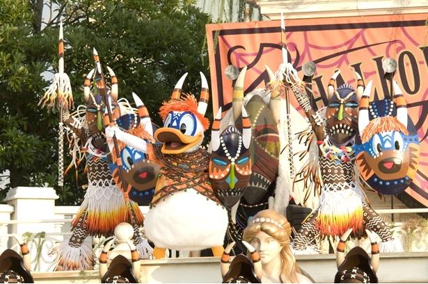 2009年 東京ディズニーシー ミステリアス・マスカレード