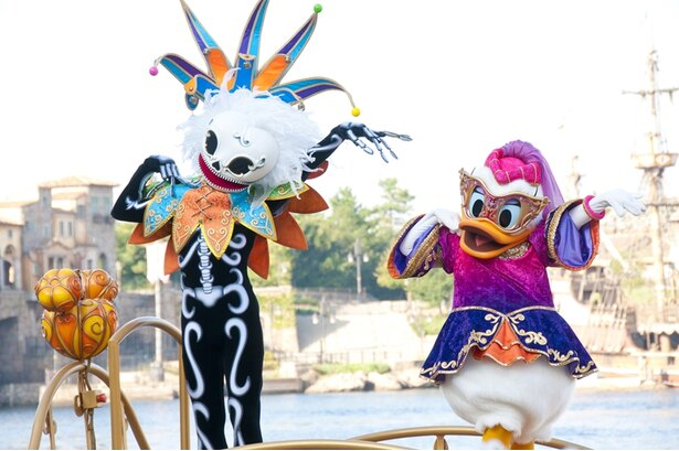 2012年 東京ディズニーシー ハロウィーン・デイドリーム