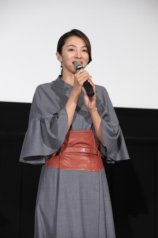 本作が、吉永と2度目の共演となった満島ひかり