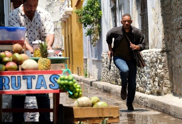 【写真を見る】ハンガリーの首都・ブダペストなど色鮮やかなロケ地も注目ポイント!10月25日公開の『ジェミニマン』