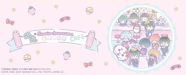 「銀魂×Sanrio characters」