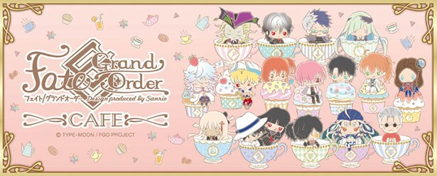 「Fate/Grand Order Design produced by Sanrio」