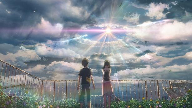 アニメーション・イズ・フィルム・フェスティバルで公開となった『天気の子』