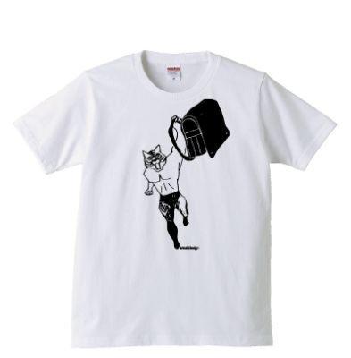 「タイガーマスクTシャツ」(3400円~)