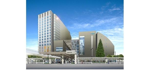 3月17日(木)開業予定だった「二子玉川ライズ・ショッピングセンター」